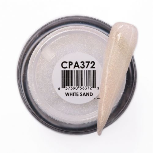 GLAM AND GLITS COLOR POP ACRYLIC - CPA372 WHITE SAND